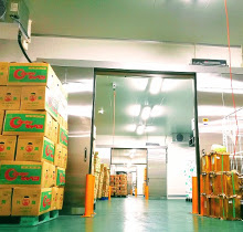 関西工場 冷蔵庫